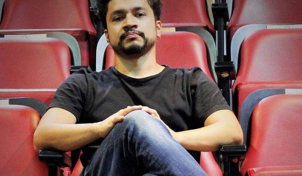 Juan Fernando Vanegas, director de la compañía El Pulpo Teatro Físico